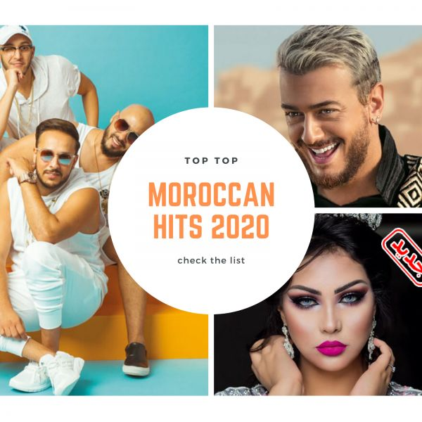 Top Hits Morocco 2020 Spotify Playlist