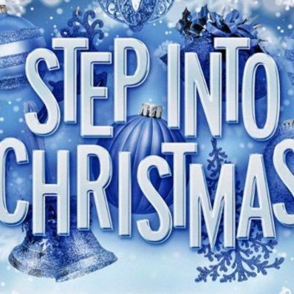 Step Into Christmas.Step Into Christmas Spotify Playlist