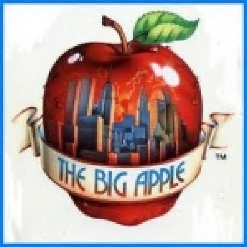 The Big Apple - Songs of New York Spotify Playlist