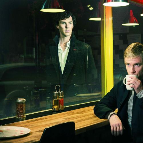 Johnlock Sherlock: The
