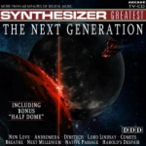 Synthesizer Greatest The Next Generation Spotify Playlist