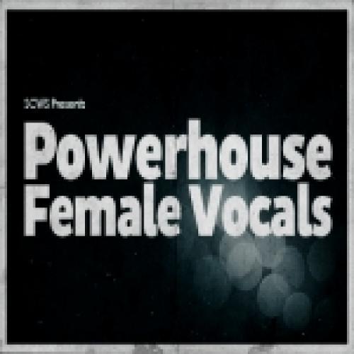Powerhouse Female Vocals Spotify Playlist
