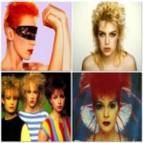 Groovy 80S Lost Gems Vol 2 The Women Of New Wave Rock Spotify Playlist Natural Hairstyles Runnerswayorg