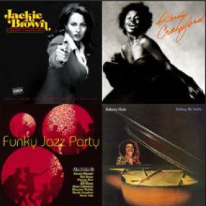 Smooth Jazz-soul-R&B Spotify Playlist