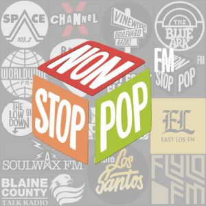GTA V - Non Stop Pop FM (all the tracks) Spotify Playlist