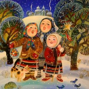 Ukrainian Christmas.Ukrainian Christmas Melodies Spotify Playlist